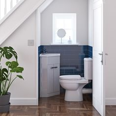 Planning a cloakroom bathroom Small Toilet Decor, Small Downstairs Toilet, Small Toilet Room, Downstairs Bathroom, Master Bathroom Vanity, Compact Bathroom, Small Bathroom Storage, Modern Bathroom, Bathroom Design Software