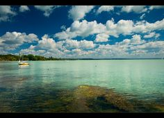 Lake Balaton, or The Balaton, is a freshwater lake in the Transdanubian region of Hungary. What A Wonderful World, Beautiful World, Beautiful Places, Hungary Travel, Central And Eastern Europe, Heart Of Europe, Amazing Architecture, Holiday Destinations, Holiday Travel