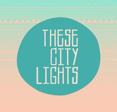 These City Lights ´Fall, It Came Upon Us // Logo
