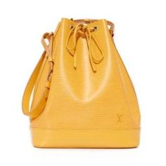 Would not mind owning this bucket bag from Louis Vuitton