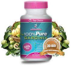 100% Pure Garcinia Cambogia