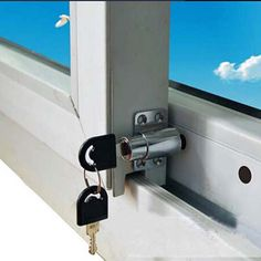 5 PCS escudo janela, janela deslizante de bloqueio, alumínio, aço, janela, fechaduras de segurança, porta de correr portas e…