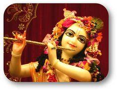 Today's Darshan (23-08-13) Sri Sri Krishna @ISKCONNVCC, Pune @ISKCONNVCC