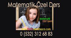 matematik için farklı ol! Fark yarat!