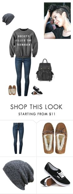 """""""Untitled #170"""" by namesarenotimportant6712 ❤ liked on Polyvore featuring dVb Victoria Beckham, UGG Australia, Vans, Topshop, women's clothing, women, female, woman, misses and juniors"""