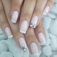 Toenail Art Designs, Fall Nail Art Designs, French Nail Designs, Acrylic Nail Art, Toe Nail Art, Toe Nails, Cross Nails, Nagellack Trends, Shellac Nails