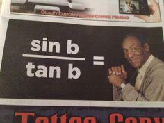 math jokes make me smile. i'm such a nerd.