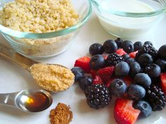 """Have you tried quinoa (pronounced keen-wha) yet? I hadn't until recently. I kept seeing it presented as the """"healthiest grain"""" in my husband's running magazines and did a little digging. I found that this is a perfect grain for children as it provides fiber, calcium, iron, folate, amino acids, protein and best of all it's...Read More »"""