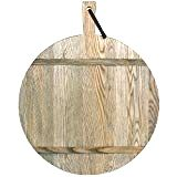 Our Ash Round Serving Board is available in three sizes to fit any size home or occasion. Its unique Driftwood finish highlights the varied grain in the Ash wood. This piece is such a beauty that you will want to make it a statement piece in your kitchen. Wooden Serving Trays, Serving Board, Fine Woodworking, Woodworking Projects, Driftwood Kitchen, Wooden Cheese Board, Cheese Boards, Teak Oil, Wood Wine Racks
