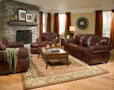 leather furniture - Google Search