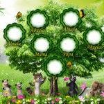 Árbol Genealógico.
