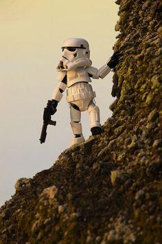 miniature start wars, Zahir Batin, Stars Wars figurines