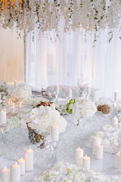 WedLuxe – The Perfect Persian-Meets-Western Wedding Iranian Wedding, Persian Wedding, Luxury Wedding Decor, Indoor Ceremony, Destination Wedding Inspiration, White Orchids, Wedding Table Settings, Ceremony Decorations, Floral Wedding