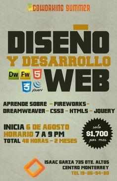 Curso de Diseño y Desarrollo Web