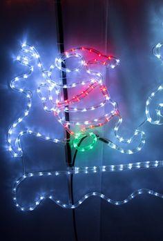 Led Christmas Icicle Lights for 2013 Christmas, 2013 Christmas Icicle Lights, Santa Christmas Lights