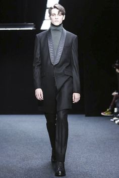 Songzio Menswear Fall Winter 2015 Paris