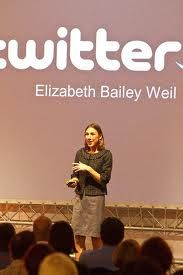 Elizabeth Bailey Weil, head of culture, Twitter