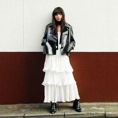 ドロップスナップ!山本奈衣瑠、モデル | Droptokyo Japanese Streets, Japanese Street Fashion, Asian Fashion, Chocker, Yamamoto, Singer, Street Style, Actresses, Portrait