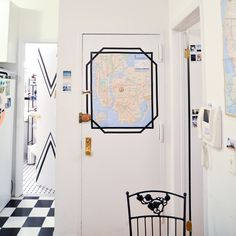 1000 Ideas About Washi Tape Door On Pinterest Washi