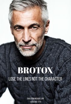 BROTOX! Tomorrow is BOTOX MONDAY! Be wrinkle free by Friday! $11 per unit for the first 20 units, $10 per unit after the first 20. MONDAYS ONLY! Call Evolution Medical Spa 1-855-855-1772 #botoxmonday #evolutionmedicalspa #wrinklefree #brotox