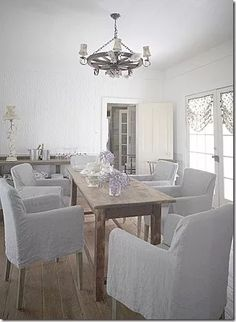 Dining Room Chair Inspirations. See more: http://www.brabbu.com/en/inspiration-and-ideas/