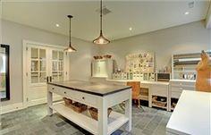 Luxurious laundry room / craft room ~ 1259 Braeside Drive, Oakville