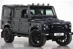 Twisted Land Rover Defender 110