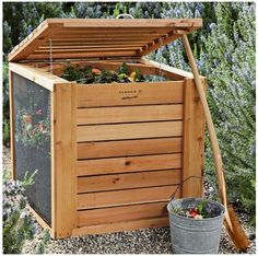 Great Finds: Garden Storage Solutions | Apartment Therapy