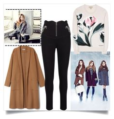 """""""Untitled #245"""" by prke ❤ liked on Polyvore featuring Burberry"""