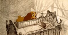 Lady and the Tramp (1955) Disney – 162 photos | VK