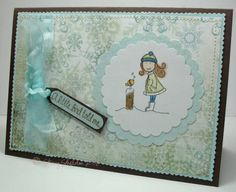 A Little Bird told me... {Wish Rak Image} by JBgreendawn - Cards and Paper Crafts at Splitcoaststampers