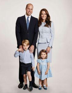 Prince William, Duke of Cambridge et al. posing for the camera