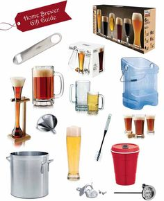 Home Brewer Holiday Gift List