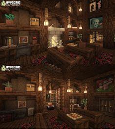 Minecraft Plans, Minecraft Designs, Minecraft Houses, Minecraft Decorations, Lego Building, Sandbox, Interior Design, Home, Minecraft Stuff