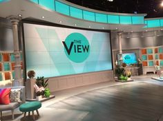 The View « NewscastStudio