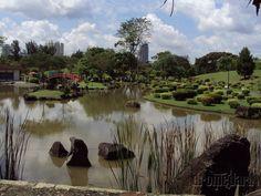 V japonskej záhrade, Singapur