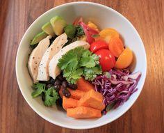 Le Mountaineer Cobb Salad, Healthy, Food, Health, Meals