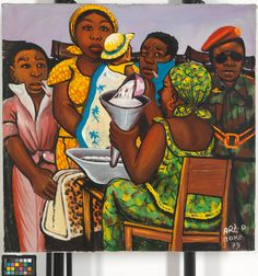 Moke, Sans titre, 1979 Oil on canvas 35 x inches African American Artist, American Artists, Popular Paintings, Contemporary African Art, Afro Art, Art Fair, Black Art, Art And Architecture, Black And Brown