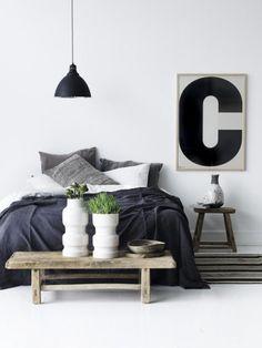 One bedroom, three styles // Un dormitorio, tres estilos // Casa Haus