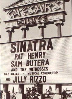 Sinatra at Caesar's
