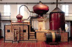 The Alambic Charantais  #Cognac #Distillation