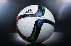d0101f5c3ec5a Adidas today unveiled the new Adidas Conext 15 Official Match Ball. The new  Adidas 2015 Ball is based on the Adidas Brazuca 2014 World Cup Ball