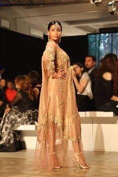 Shiza Hassan Bridal Collection at PLBW17 | PK Vogue