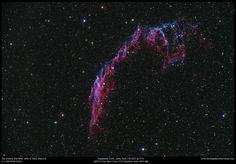 The Eastern Veil NGC6992