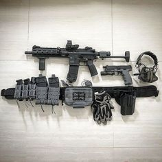 Battle Belt, Battle Rifle, Tactical Equipment, Tactical Gear, Weapons Guns, Guns And Ammo, Armas Airsoft, War Belt, Edc