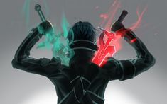 Kirito - Sword Art Online HD Wallpaper