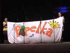 Popelka 8.A 2012 - ZŠ Jana Palacha v Kutné Hoře - YouTube