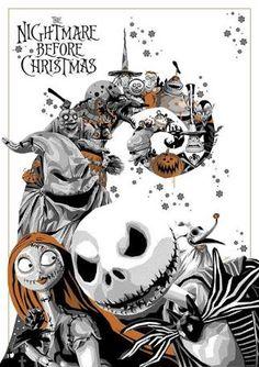 Nightmare Before Christmas 🎄 💀✨
