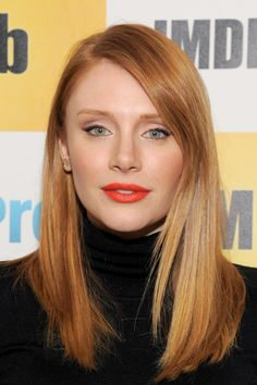 Bryce Dallas Howard in The IMDb Studio In Park City, Utah: Day Four - on January 25, 2016 in Park City, Utah.