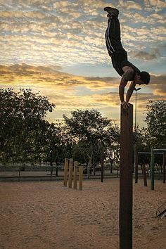 Street Workout ( Calisthenics )